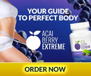 Acai Berry Extreme - strata váhy