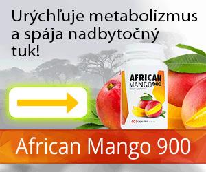 AfricanMango900 - strata váhy