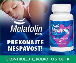 Melatolin Plus - nespavosť