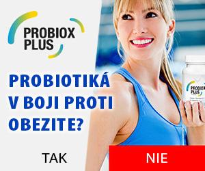 Probiox Plus - probiotiká