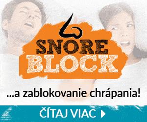 SnoreBlock - spacie